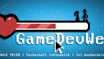 Präsentation der Ergebnisse der GameDevWeek