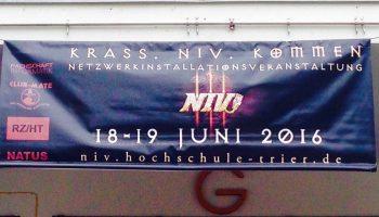 NIV findet dieses Wochenende statt